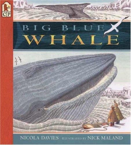 9780613359078: Big Blue Whale (Turtleback School & Library Binding Edition)