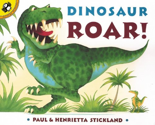 Dinosaur Roar! (Turtleback School & Library Binding Edition): Paul Strickland