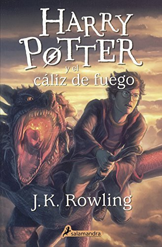 9780613359573: Harry Potter Y El Caliz Del Fuego (Harry Potter And The Goblet Of Fire) (Turtleback School & Library Binding Edition) (Spanish Edition)
