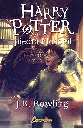 Imagen de archivo de Harry Potter y la piedra filosofal / Harry Potter and the Sorcerer's Stone (Spanish Edition) a la venta por HPB-Ruby