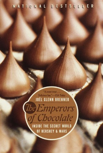 9780613363310: The Emperors of Chocolate: Inside the Secret World of Hershey and Mars