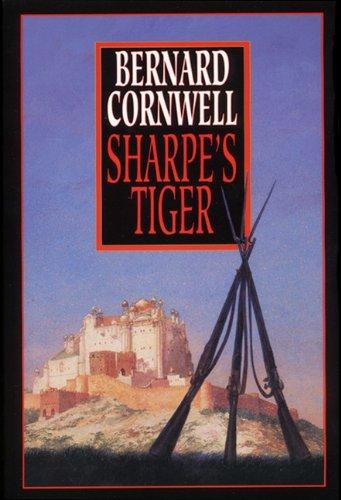 9780613370431: Sharpe's Tiger: Richard Sharpe and the Siege of Seringapatam, 1799 (Richard Sharpe's Adventure Series #1)