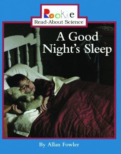 A Good Night's Sleep (Turtleback School & Library Binding Edition) (Rookie Read-About ...
