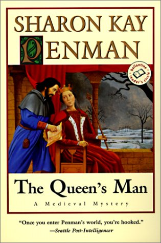The Queen's Man: A Medieval Mystery (0613376390) by Penman, Sharon Kay