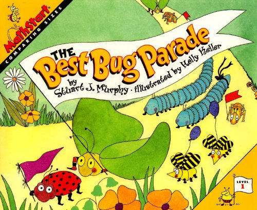 9780613377997: The Best Bug Parade (Turtleback School & Library Binding Edition) (Mathstart: Level 1 (Prebound))