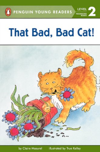 9780613436458: That Bad, Bad Cat! (Turtleback School & Library Binding Edition) (All Aboard Reading: Level 1)