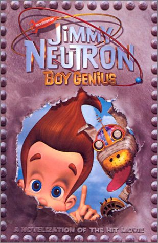 Jimmy Neutron Boy Genius (Adventures of Jimmy: John A. Davis,