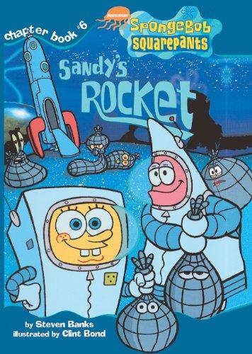 Sandy's Rocket (Turtleback School & Library Binding Edition) (SpongeBob SquarePants ...