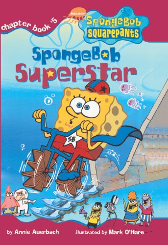 Spongebob Superstar (Turtleback School & Library Binding: Annie Auerbach