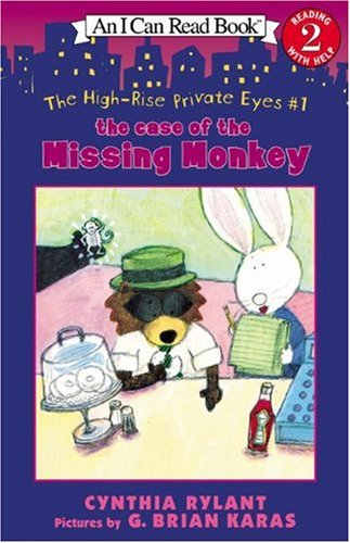 9780613441940: The Case Of The Missing Monkey (Turtleback School & Library Binding Edition) (I Can Read Books: Level 2)