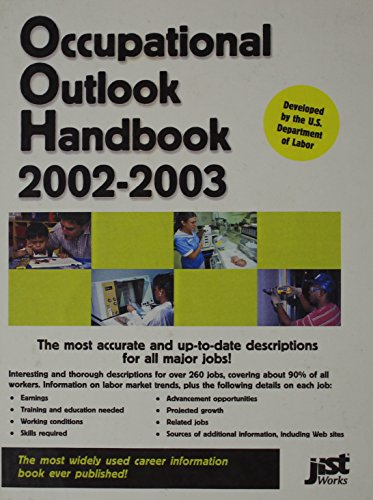 9780613444088: Occupational Outlook Handbook 2002-2003