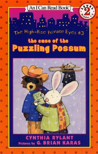 9780613445146: The Case Of The Puzzling Possum (Turtleback School & Library Binding Edition) (High-Rise Private Eyes (Prebound))