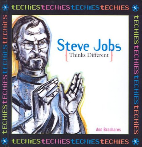 9780613452281: Steve Jobs: Think Different (Techies)