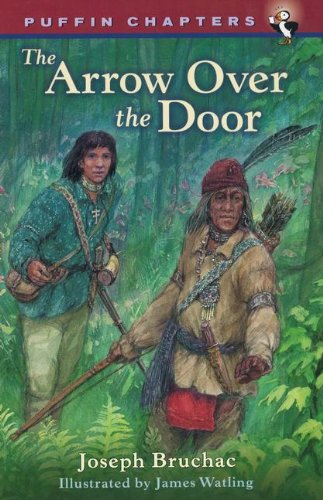 9780613452427: The Arrow Over The Door (Turtleback School & Library Binding Edition) (Puffin Chapters (Prebound))