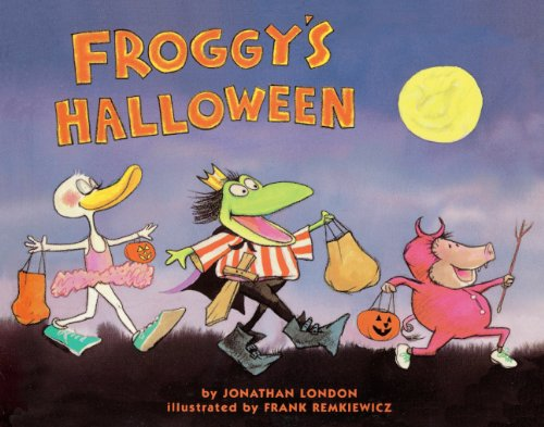 9780613452663: Froggy's Halloween (Turtleback School & Library Binding Edition) (Picture Puffin Books)