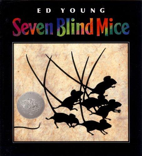 9780613453080: Seven Blind Mice (Turtleback School & Library Binding Edition)