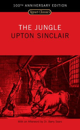 The Jungle (Turtleback School & Library Binding: Upton Sinclair