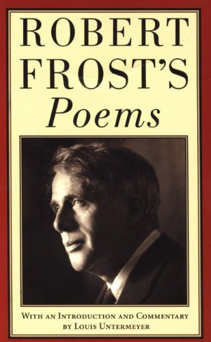 Robert Frost's Poems (0613462041) by Robert Frost