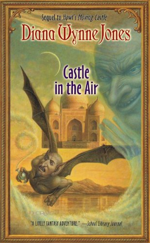 9780613462389: Castle In The Air (Turtleback School & Library Binding Edition)