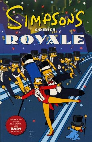 9780613493642: Simpsons Comics Royale (Simpsons Compilation (Prebound))