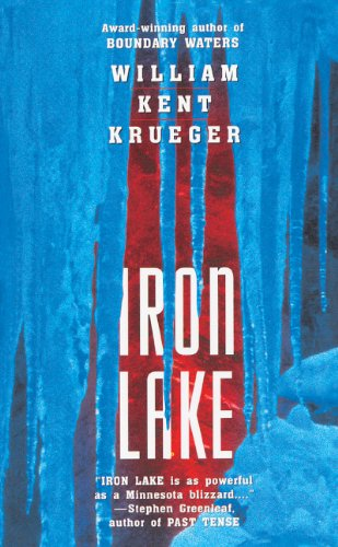 Iron Lake (Turtleback School & Library Binding Edition) (Cork O'Connor Mysteries (Prebound)) (0613494393) by William Kent Krueger