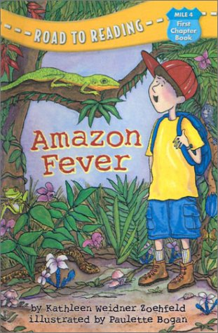 9780613501750: Amazon Fever (Road to Reading Mile 4: First Chapter Books)