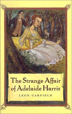 9780613502504: The Strange Affair of Adelaide Harris (Sunset Book)