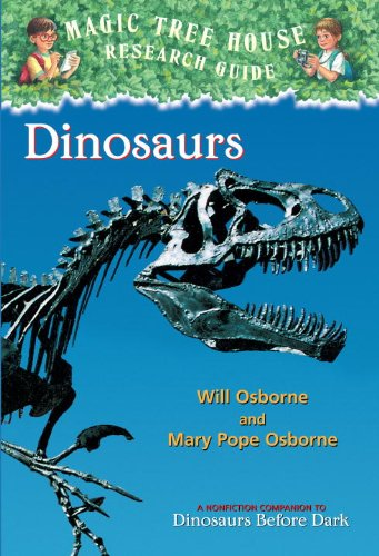 "Dinosaurs: A Nonfiction Companion To ""Dinosaurs Before: Will Osborne, Mary"