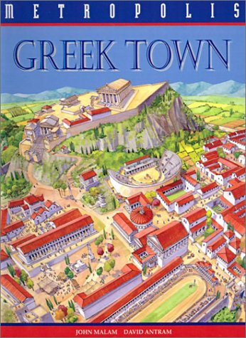 Greek Town (Metropolis (Pb)): Malam, John