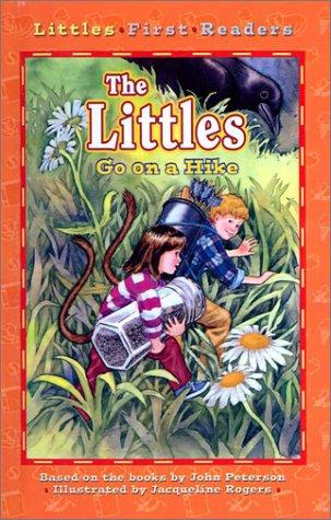 Littles First Reader 07: Littles Go On: Slater, Teddy
