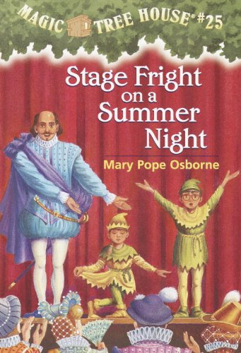 9780613505062: Stage Fright On A Summer Night (Turtleback School & Library Binding Edition) (Magic Tree House)