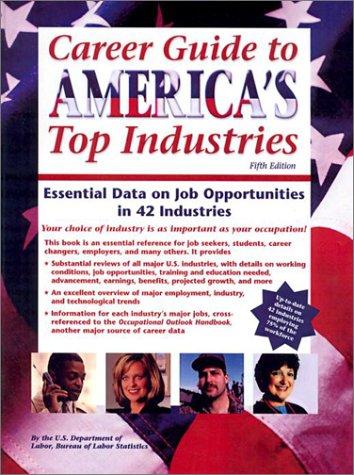 americas top 300 jobs a complete career handbook