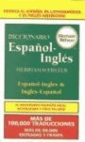 9780613512084: Diccionario Espanol-Ingles, Merriam-Webster
