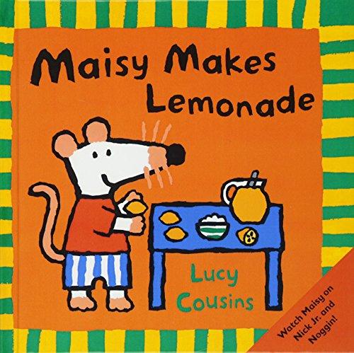 Maisy Makes Lemonade (Turtleback School & Library: Cousins, Lucy