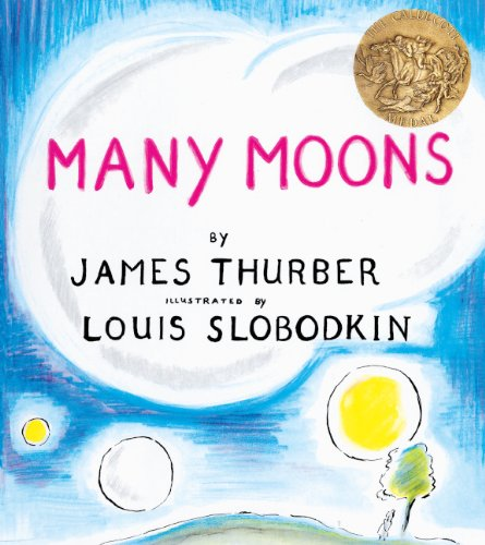 Many Moons (Prebound): James Thurber