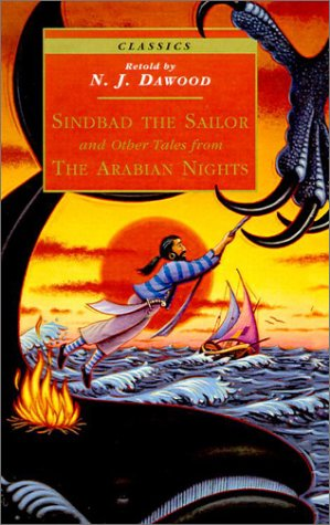 9780613518918: Sinbad the Sailor: And Other Tales from the Arabian Nights (Puffin Classics)
