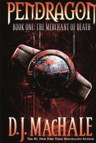 9780613521444: The Merchant Of Death (Turtleback School & Library Binding Edition) (Pendragon)