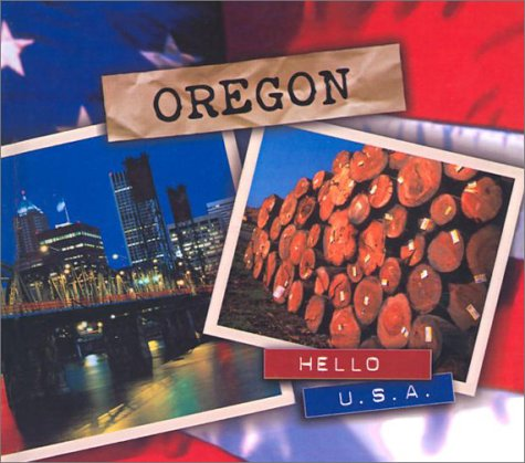 Oregon (Hello U.S.A. (Pb)): Bratvold, Gretchen