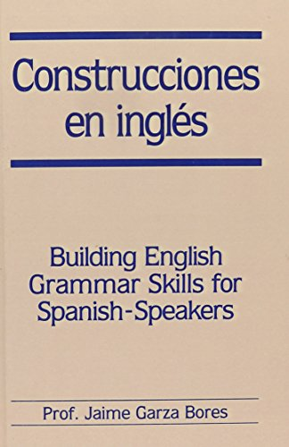 9780613534499: Construya En Ingles (Spanish Edition)
