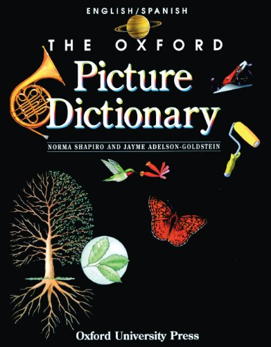 9780613534642: The Oxford Picture Dictionary: English/Spanish