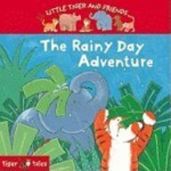 9780613535458: The Rainy Day Adventure (Turtleback School & Library Binding Edition)