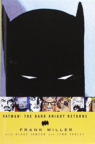 Batman: The Dark Knight Returns (Batman (DC: Kane, Bob,Costanza, John,Varley,