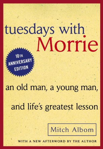 9780613550758: Tuesdays with Morrie