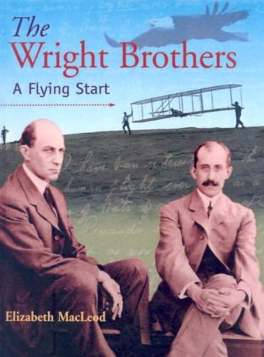 9780613567084: Wright Brothers: A Flying Start