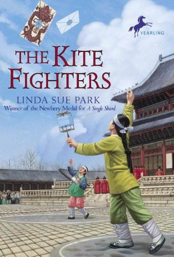 The Kite Fighters (Turtleback School & Library: Linda Sue Park