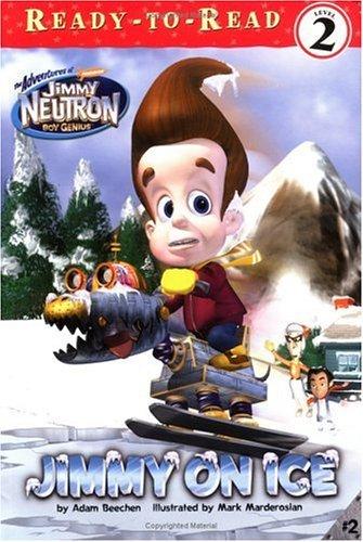 9780613581547: Jimmy On Ice (Turtleback School & Library Binding Edition) (Adventures of Jimmy Neutron Boy Genius (Pb))