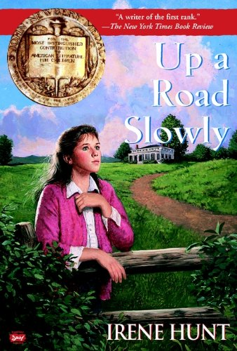 9780613587440: Up A Road Slowly (Turtleback School & Library Binding Edition)