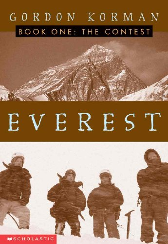 9780613589451: The Contest (Turtleback School & Library Binding Edition) (Everest)