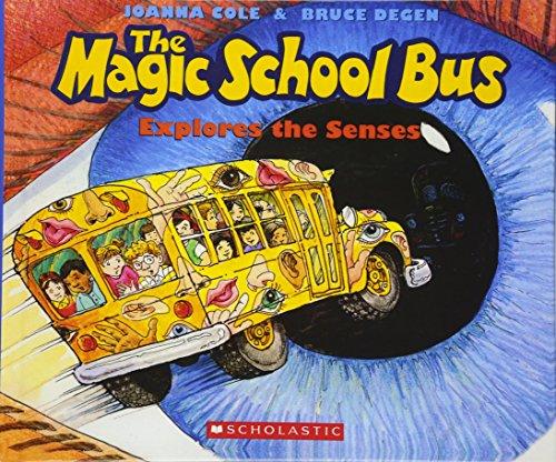 9780613593311: The Magic School Bus Explores The Senses (Turtleback School & Library Binding Edition) (Magic School Bus (Pb))