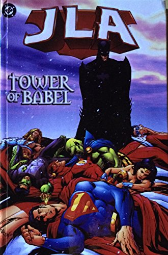 9780613605694: Jla Tower of Babel
